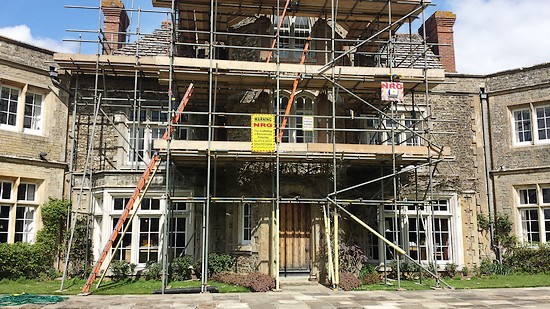 scaffold alarms brighton hove sussex